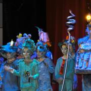 Musical Ritter Rost im Zentrum in Bayreuth