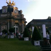 Das Sommernachtsfest in der Eremitage. Foto: BMTG