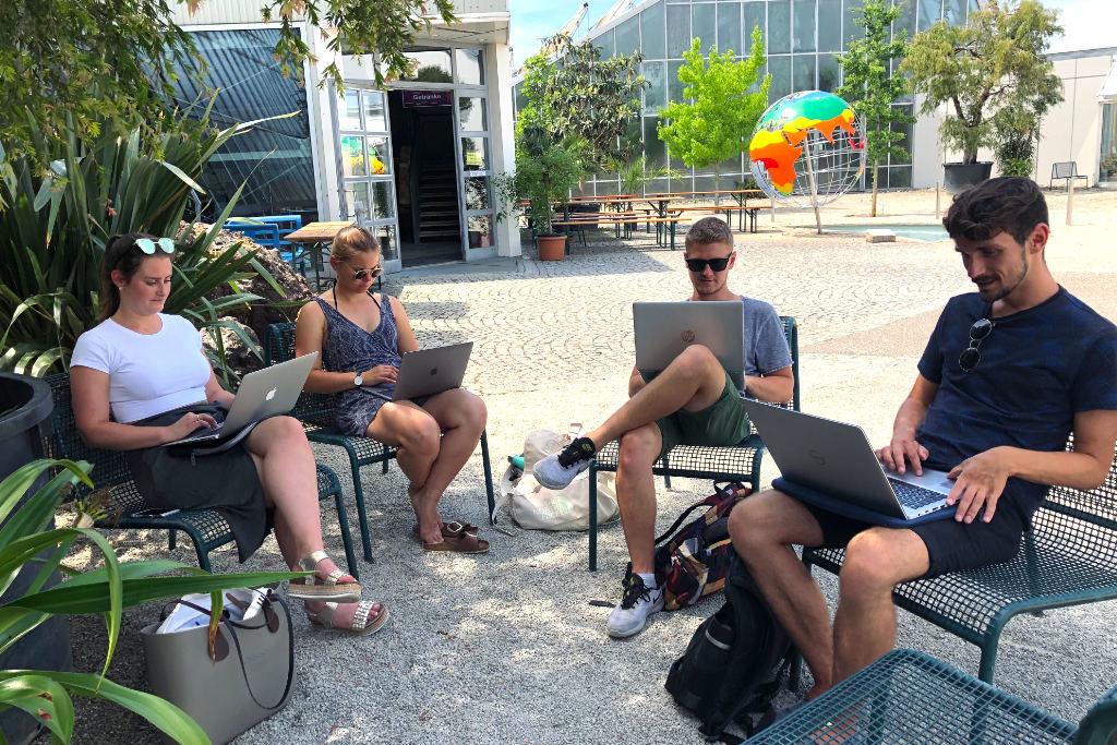 Team Rahmenprogramm des Unikat