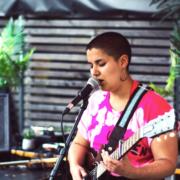 Elena Steri Sängerin aus Gostenhof