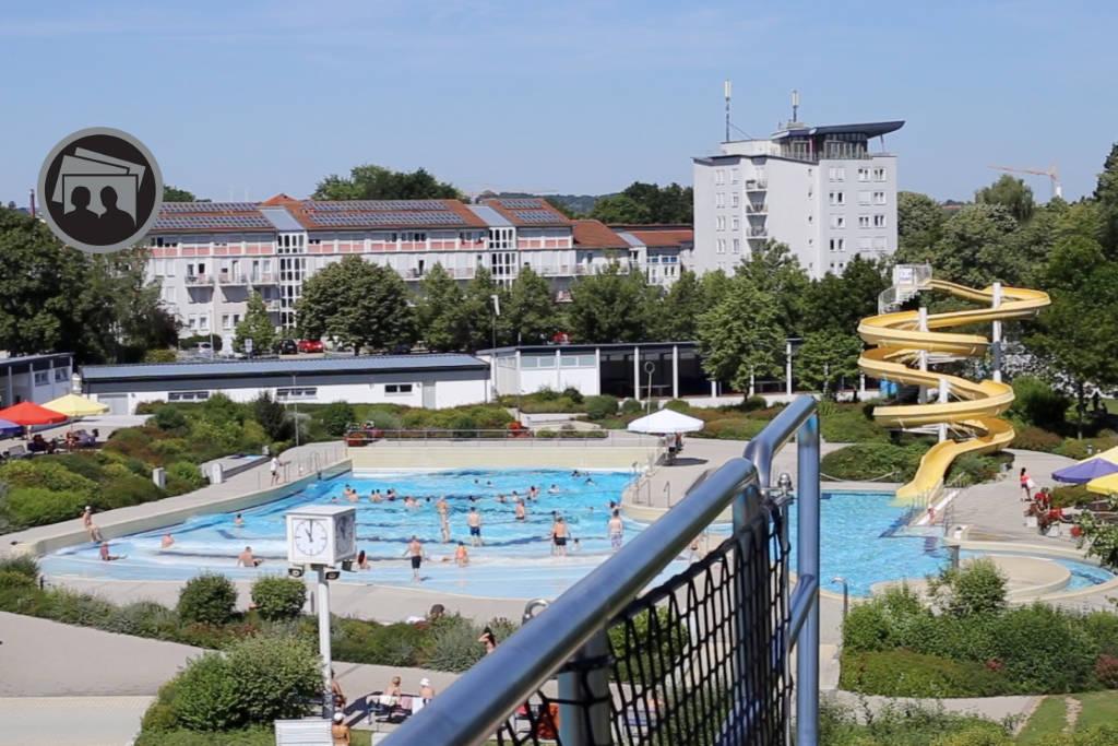 Markus Söder will Schwimmbäder und Freibäder wieder öffnen. Die Kontaktbeschränkungen sollen weiter gelockert werden. Archivfoto: Stadtwerke Bayreuth