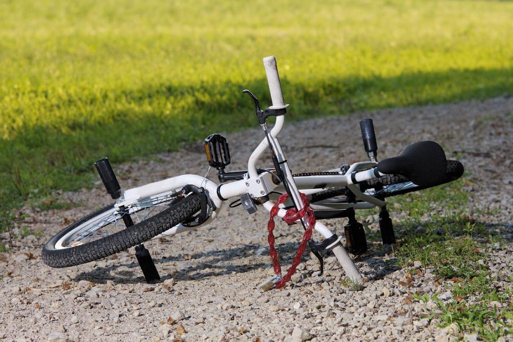 Ein Junge (10) wurde beim Fahrradfahren in Oberfranken bestohlen. Symbolbild: pixabay