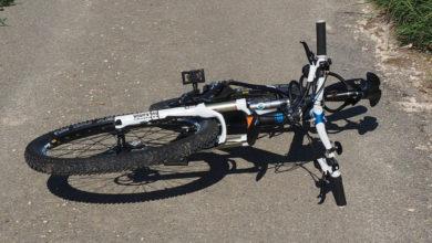 Ein Auto hat ein Fahrrad im Kreis Bayreuth erfasst.