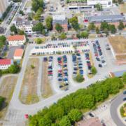 Ehemalige Röhrenseekaserne in Bayreuth. Archivfoto: Oliver Riess/luftbilder-deutschland.com