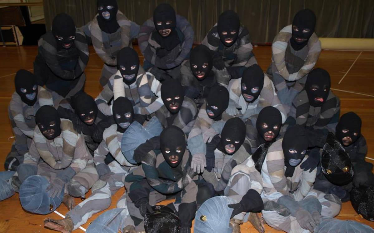 2006: In der Inszenierung von Tankred Dorst wurden wieder Kinder benötigt. Foto: Stephan Müller
