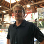 Tigers-Coach Petri Kujala. Foto: Magdalena Dziajlo.