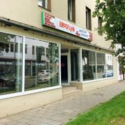 Ehemaliger Brooklyn Shop in der Bayreuther Schulstraße
