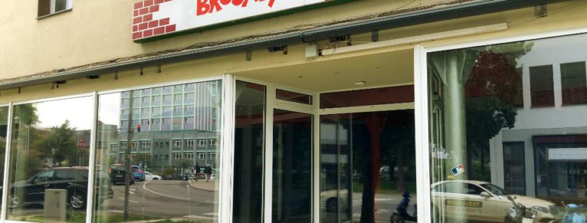 Ehemaliger Brooklyn Shop in der Bayreuther Schulstraße. Archivfoto: Redaktion