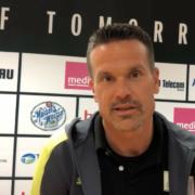 Raoul Korner im bt-Interview. Foto: Redaktion