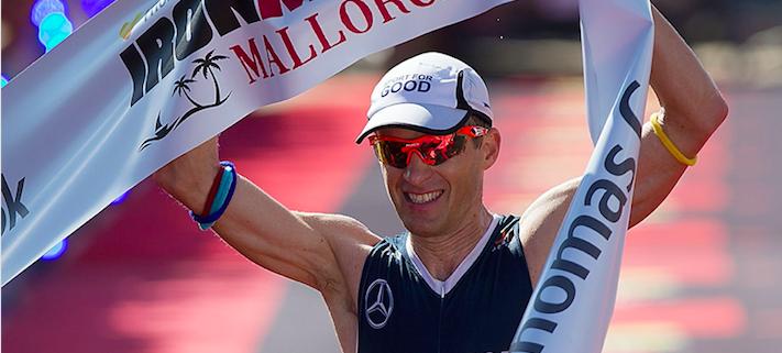 Triathlet Timo Bracht
