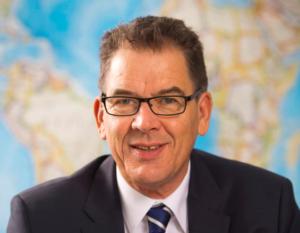 Gerd Müller, Bundesminister für wirtschaftliche Zusammenarbeit und Entwicklung