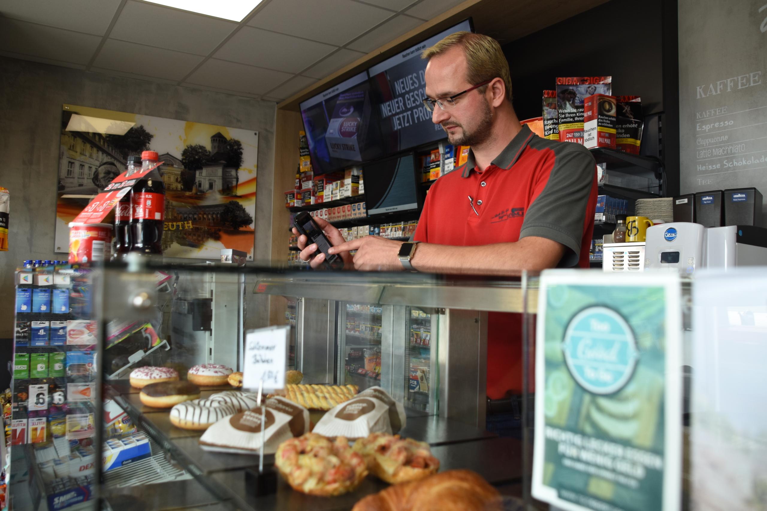 Die App Too Good To Go gegen Lebensmittelverschwendung in Bayreuth