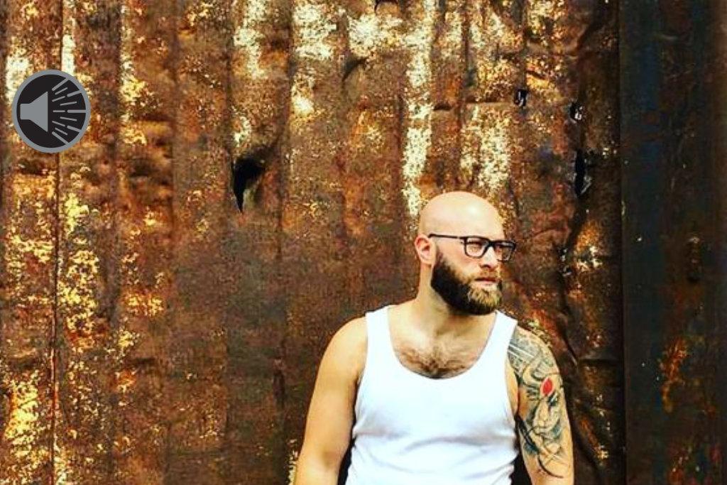 B-Kwem, der Mann aus Eisen. Foto: Privat