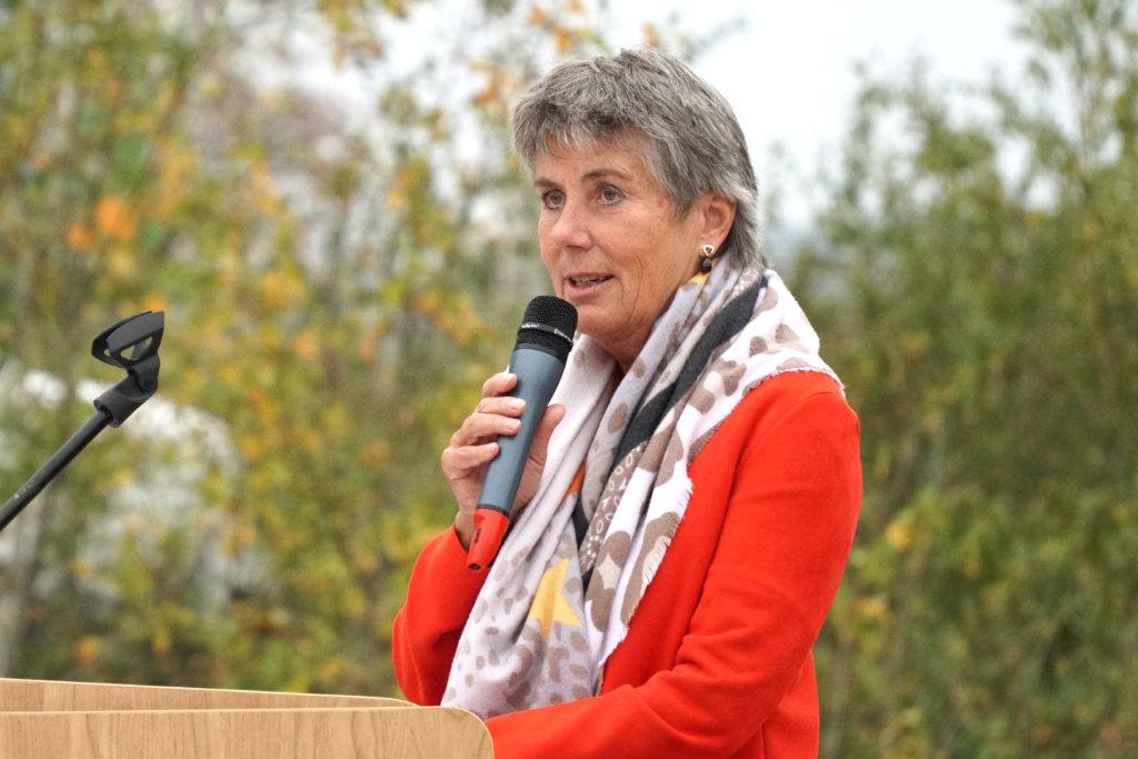 Brigitte Merk-Erbe. Foto: Carolin Richter