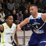 medi bayreuth im FIBA Europe Cup. Foto: Christoph Wiedemann