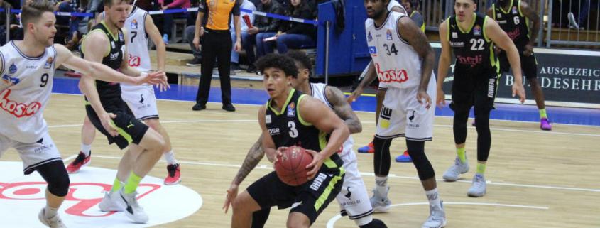 medi bayreuth spielt am Mittwoch gegen BK Ventspils in der Oberfrankenhalle.