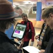 Bayreuths Videospiel an der Schoko wird vorgestellt.