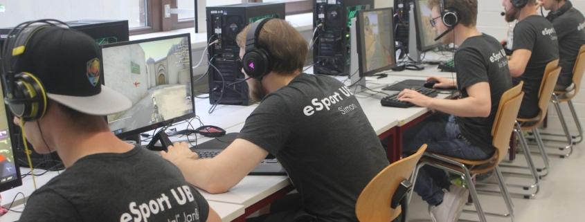 eSport Universität Bayreuth