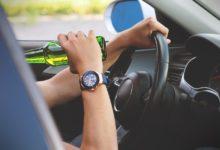 Ein Mann war betrunken mit dem Auto in Wunsiedel unterwegs.
