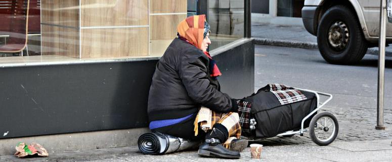 Die Versorgung von Obdachlosen soll verbessert werde. Symbolbild: pixabay