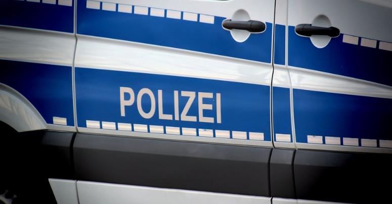 Polizei beim Musikcenter Trockau