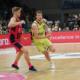Lukas Meisner läuft sich gegen die Telekom Baskets Bonn frei (Saison 2018/19). Archiv: Frederik Eichstädt.