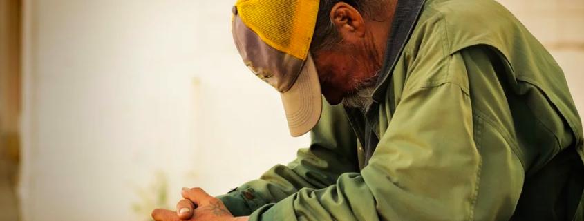 Viele Obdachlose verstecken ihre Not. Symbolbild: pixabay
