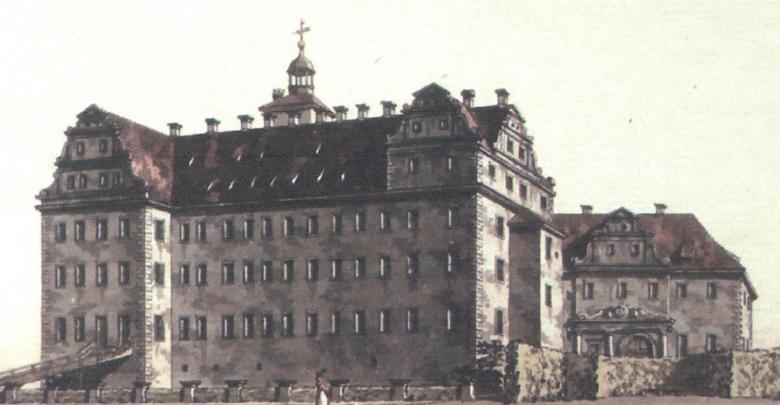 Schloss Pretzsch. Foto: privat