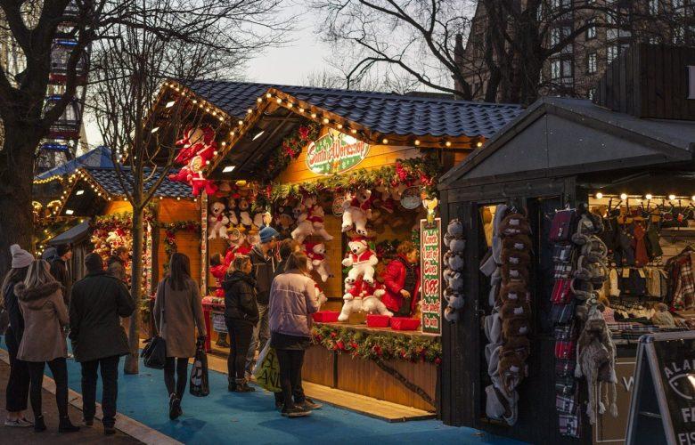 Weihnachtsmärkte in Stadt und Landkreis Bayreuth.