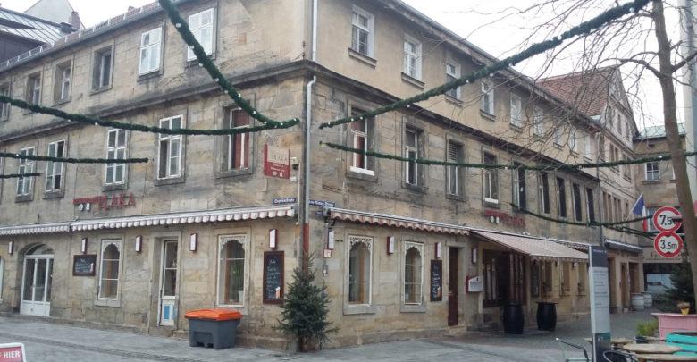 Oberes und Unteres Bad in Bayreuth.
