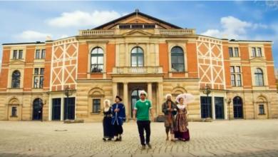 Das Musikvideo über Bayreuth: Heimspiel.