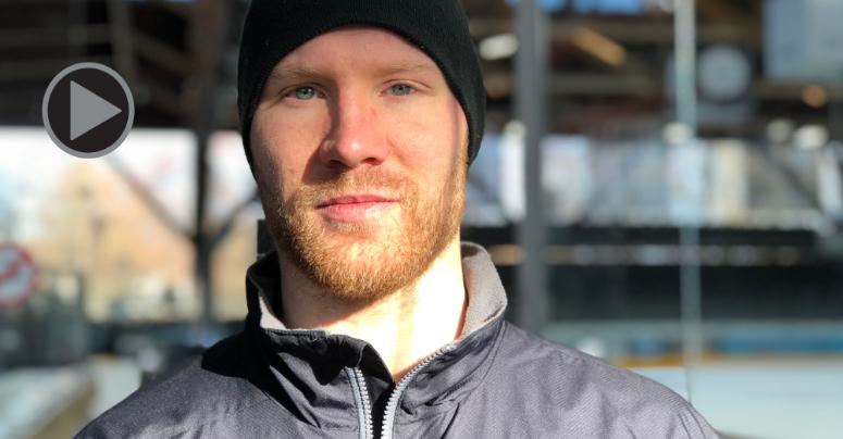 Christian Neuert von den Bayreuth Tigers. Foto: Redaktion