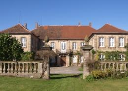 Schloss im Bayreuther Stadtteil Colmdorf. Foto: Stephan Müller