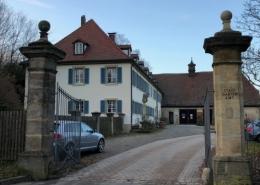 Das Stadtgartenamt in Meyernberg. Foto: Susanne Monz