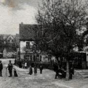 Bayreuths Stadtteil Oberpreuschwitz. Foto: Archiv Bernd Mayer