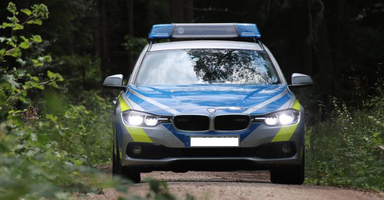 Fahrzeug der Polizei. Symbolfoto: pixabay