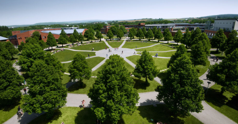 Die Universität Bayreuth: Copyright: Universität Bayreuth.