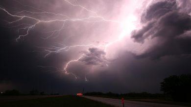 Sturmböen und Gewitter werden in Bayreuth erwartet. Symbolfoto: pixabay