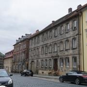 In der Ludwigstraße in Bayreuth wurde schon ein Kinofilm gedreht.