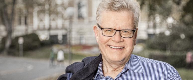 Thomas Ebersberger kandidiert für den Posten des Oberbürgermeisters in Bayreuth. Foto: Privat