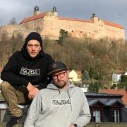 Flowzirkel in Kulmbach. Foto: Privat.