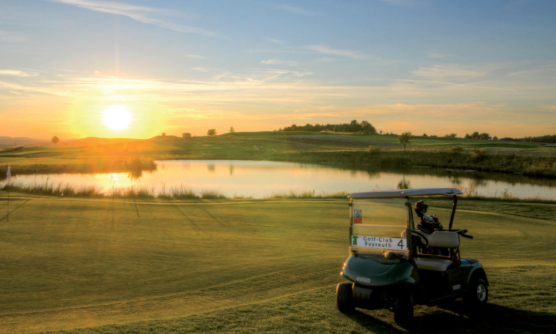 Golf spielen in Bayreuth
