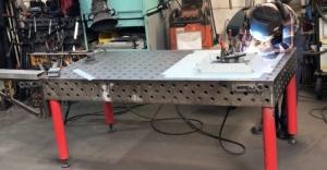Schweißen mit prozessgesteuerter Robotik