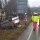 Schwerer Unfall bei Bad Berneck. Foto: Feuerwehr Bad Berneck