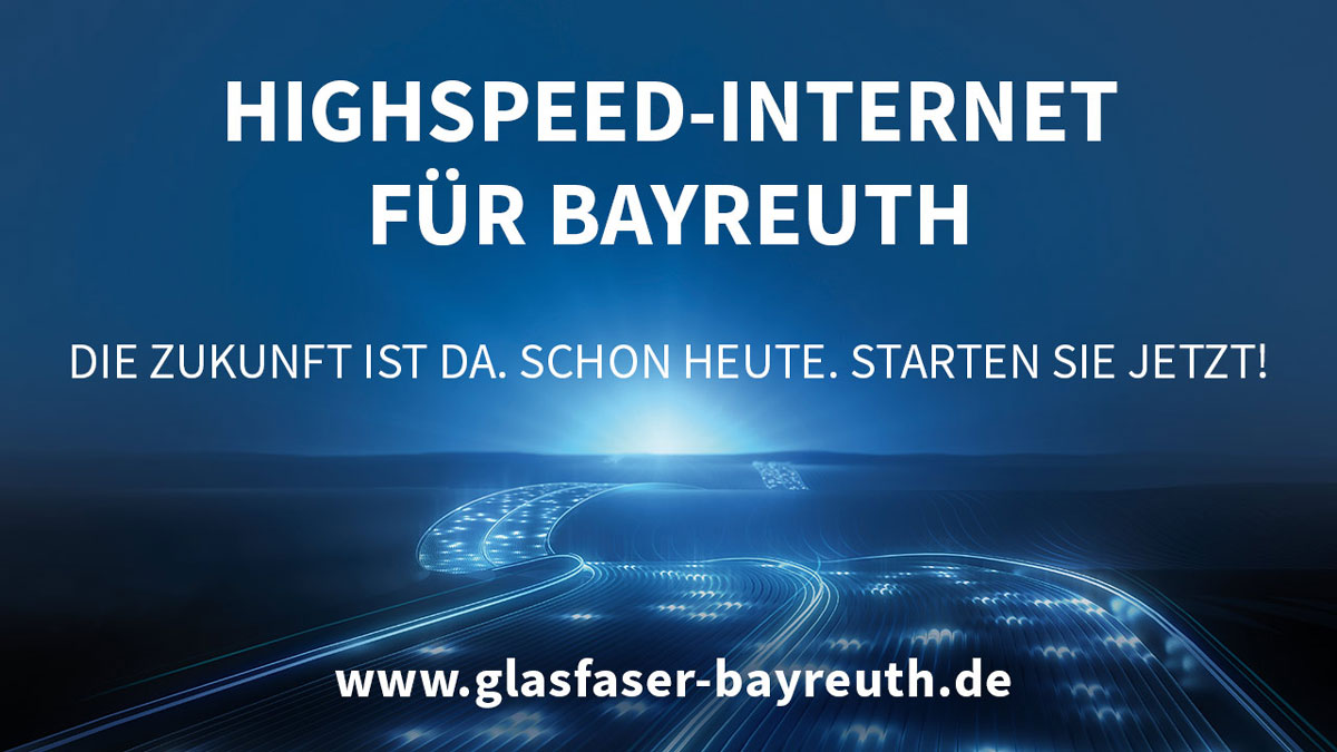 Glasfaser Bayreuth by TMT