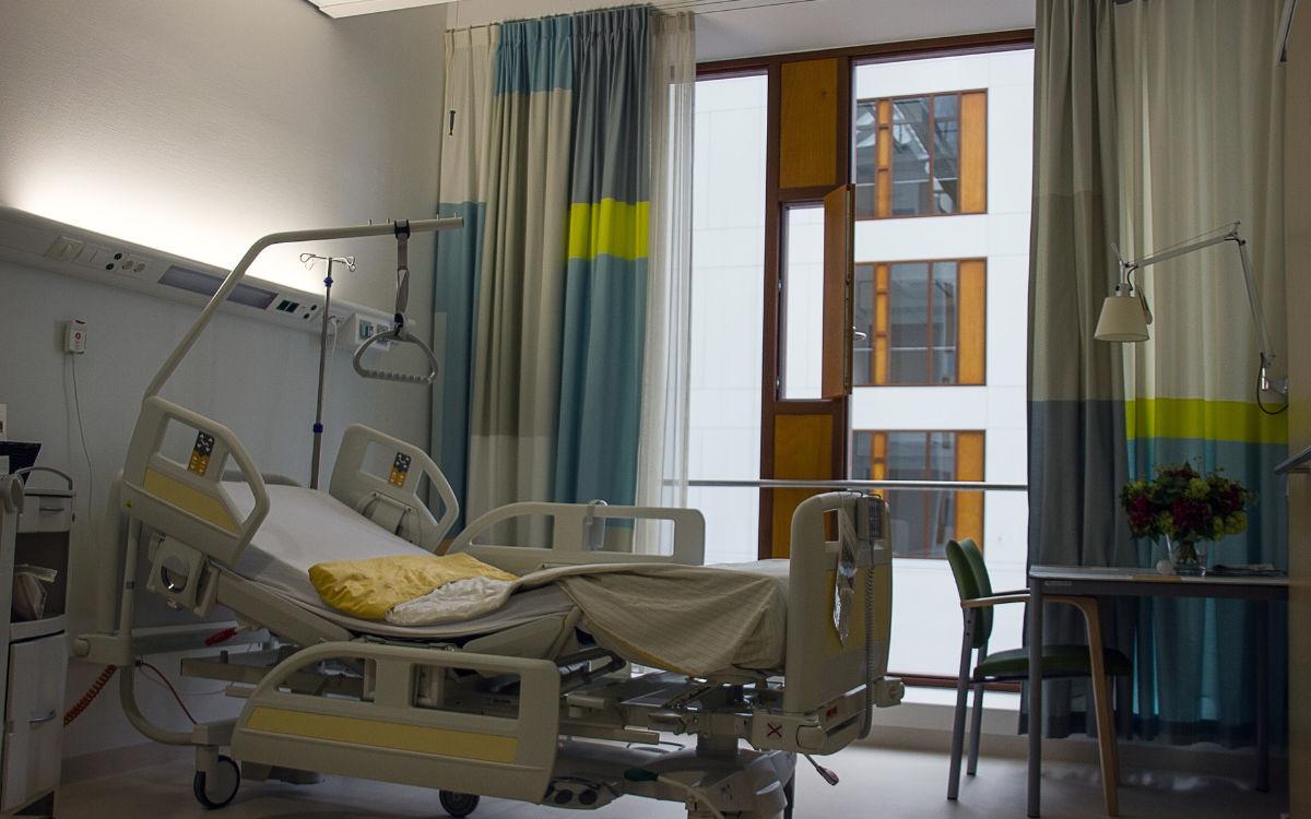 Im Krankenhaus. Symbolbild: pixabay