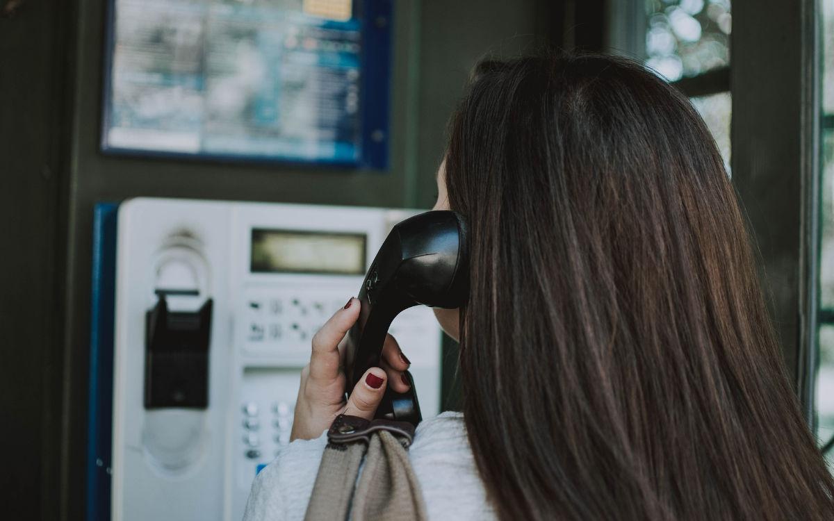 Betrüger am Telefon. In Oberfranken haben Betrüger eine Rentnerin abgezockt. Symbolfoto: pixabay