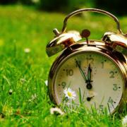 Die Uhren werden umgestellt. Symbolfoto: pixabay