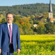 Klaus Bauer von der CSU möchte Landrat im Landkreis Bayreuth werden. Foto: privat