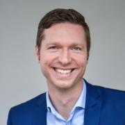 Florian Wiedemann (FWG) ist neuer Landrat im Kreis Bayreuth. Foto: Privat.